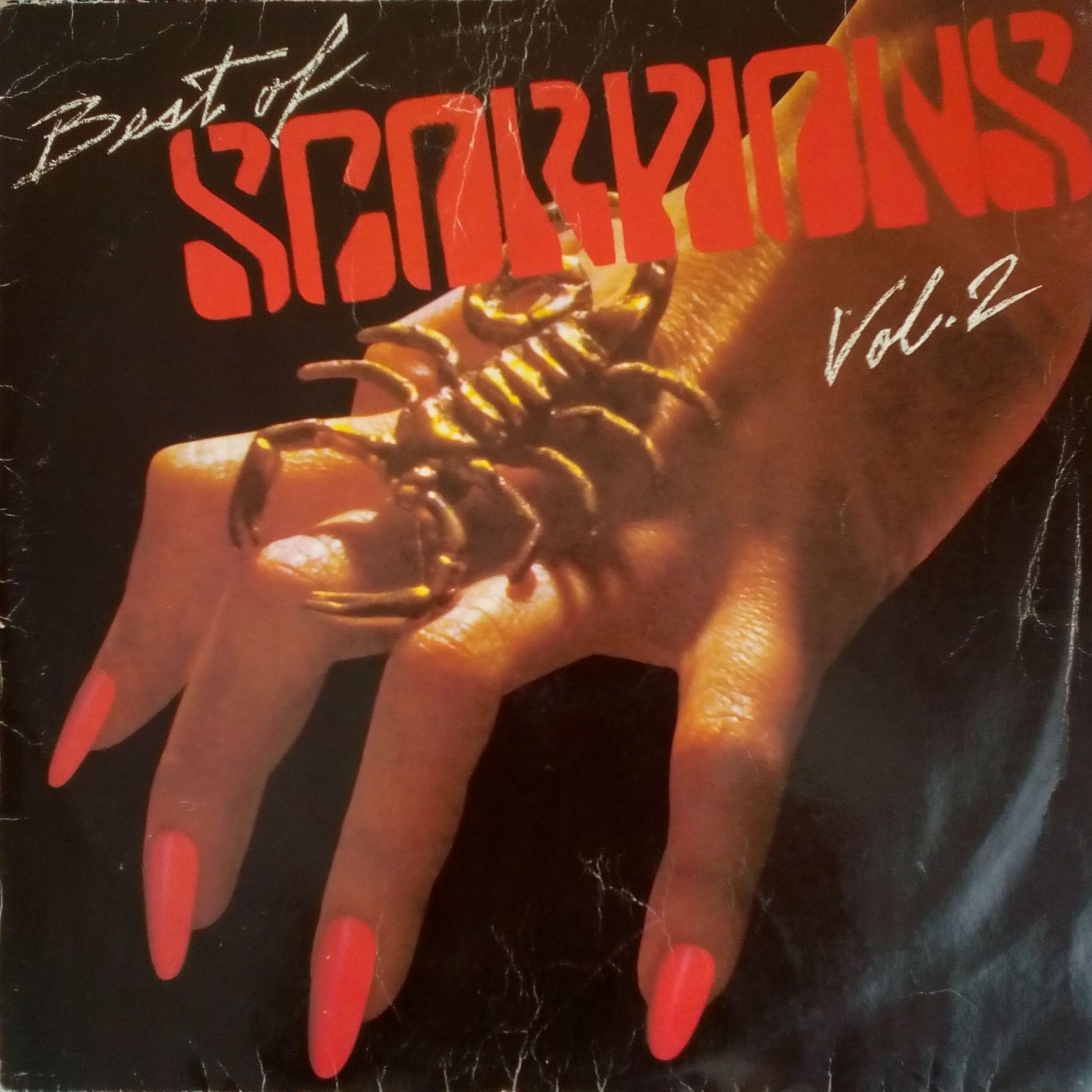 Best of Scorpions Vol.2