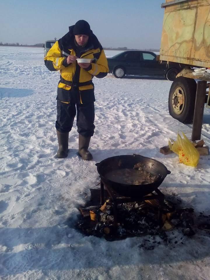 Рыбалка в Северо-Казахстанской области